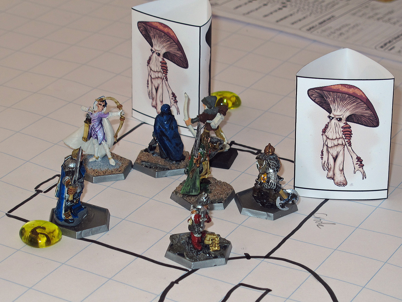 Savage Legend | Converting the 1980s RPG Dragon Warriors to Savage ...